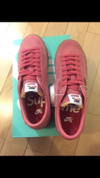 Real Supreme shoes. Size 10. Send me your offer Georgetown, L7G