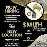 Barber/stylist  Capitol Heights