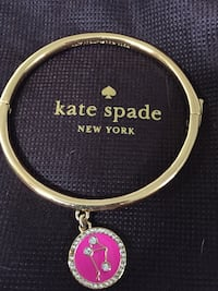 Authentic kate spade New York bangle for October birth Hamilton, L8L 5Z3