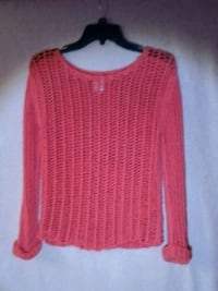 Cricher sweater size med