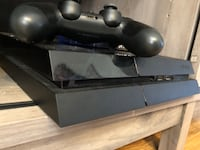 Black sony ps4 with dualshock 4 Chico, 95928