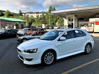 Team West Auto Group 2011 Mitsubishi Lancer Sportback GT Local No accident One owner lancer Coquitlam