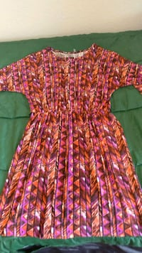 Beautiful Patterned Summer Dress  Palmdale, 93591