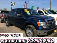 Ford - F-150 - 2013 $2000 DOWN Houston