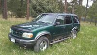 green Ford F-150 extra cab pickup truck Colorado Springs, 80922