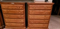 Wood dressers Townsend, 59644