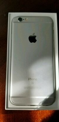 silver iPhone 6 with box Vaughan