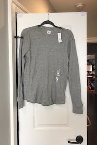 GAP thermal new with tags men size S Washington, 20011