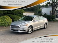 Ford Fusion 2014 Nashville