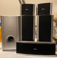 Pioneer S-HTD540 5.1 CH Home Theater Speaker System