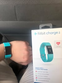 Fitbit HR 2. (Needs charger) otherwise perfect condition  Arlington, 22207