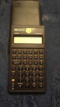 Accounting and Business Calculator HP 10B Sherwood Park, T8H 0W2