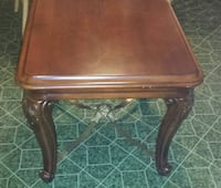 Brown wooden cherry top table  Heath, 43056