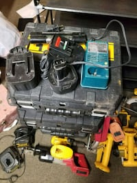 Tons of tools batteries and chargers Ormond Beach, 32174