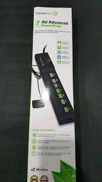 Trickle Star 7 outlet power bar Toronto, M9V 1G5