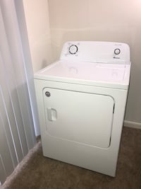Amana - 6.5 Cu. Ft. 11-Cycle Electric Dryer