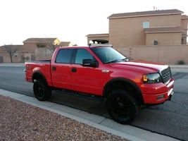 Ford - Fx4 4x4- 2004  $6500