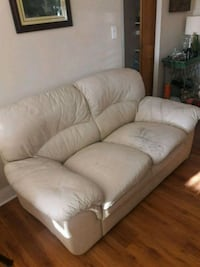 Free sofa and loveseat