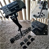 Glidecam HD4000 Stabilizer System With Manfrotto Quick Release Plate 2270 mi