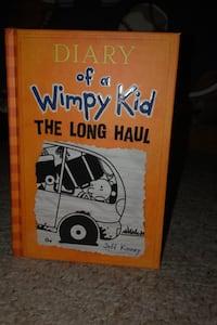 Diary of a wimpy kid book 9 Harrisburg, 17109