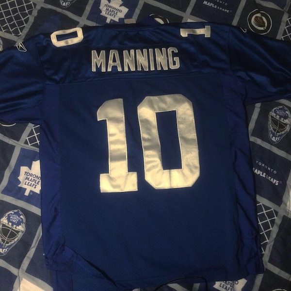 cff6aecae1f Used Eli Manning NY jersey for sale in Mississauga - letgo