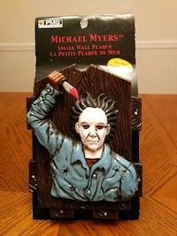 MICHAEL MYERS 8X7 WALL PLAQUE/MUSIC Allentown, 18104