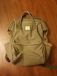 Grey Anello backpack