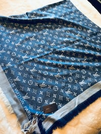 LV denim scarf cashmere  Germantown, 20874
