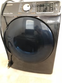 gray front-load clothes washer FRUITLANDPARK