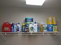 Household Items + Cleaning Supplies Vancouver