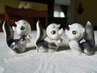 Antique Collectible China Skunks  Baltimore, 21231
