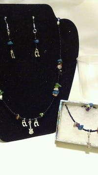 A nice 4 piece set of jewelry to rock out too Homestead, 33033