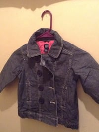 Baby's Gap Jean spring jacket stretch tots up to 3 New York, 10019