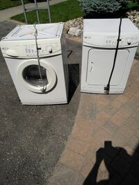 Stackable Washer & Dryer - $75 Pickering