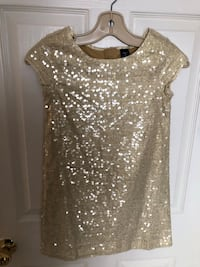 GAP sequined girl dress Size 8 Mississauga, L5R 3R4