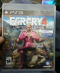PS3 Farcry 4 game case Huron, 38345