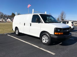 2007 Chevrolet Express Cargo 1500 Work Van