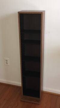 Slim Bookshelf / Trinket shelf