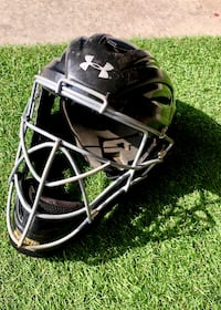 Under Armour catchers helmet 7- 7.5 El Paso, 79932
