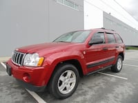 2006 Jeep Grand Cherokee Laredo V8 4WD AUTOMATIC LOCAL MUST SEE! NEW WESTMINSTER, V3M 0G6