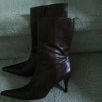 Cole Haan Leather Boots - Size 8.5 Raleigh, 27613