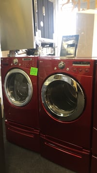 LG set washer and dryer excellent condition  Windsor Mill, 21133