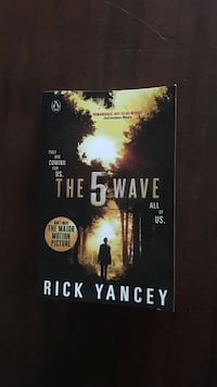The 5th Wave Book By Rick Yancey Cas Català, 07181