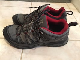 Solomon Hiking Shoes