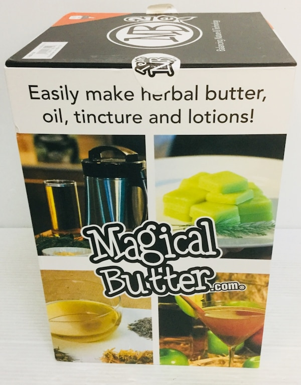 MAGICAL BUTTER MACHINE 2 (MB2E) BOTANICAL EXTRACTOR INFUSER