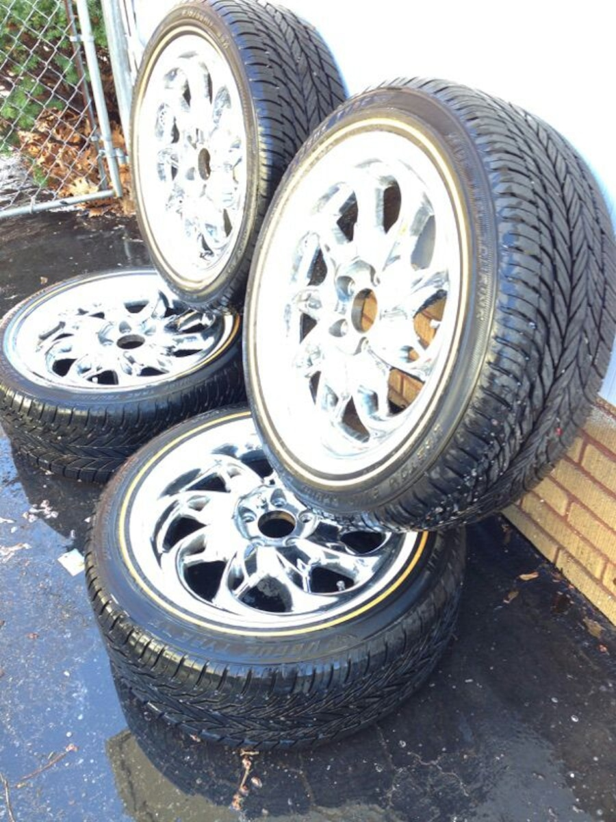 new en tires cadillac rochester in vogue rims i and used eaae for letgo