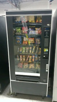 Crane snack vending machine fully working best  Gaithersburg, 20879