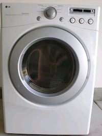LG front load electric dryer 200$ OBO Pick up only