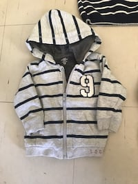 H & M and gap to name 2 !! SELLING as trip weather lot! 18-24 months sweater and hoodie lot Winnipeg, R3B 1R3