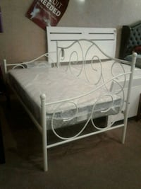 White Metal Day Bed Frame Only Phoenix, 85018